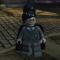 Harry (Déguisement Serpentard)-HP 14
