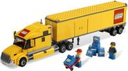 LEGO Delivery Truck