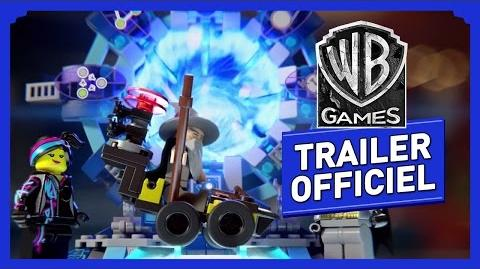 LEGO Dimensions - TOY PAD - Bande Annonce Trailer Officiel