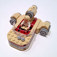 Luke Skywalker's Mini Landspeeder