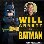 Vignette Batman Movie Will Arnett