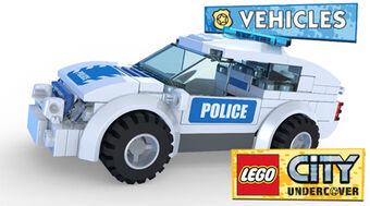 Vehicle Lego City Undercover Wiki Fandom