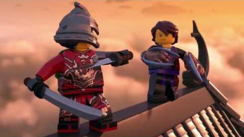 Krux - LEGO Ninjago - Meet the Ninja - Character Spot