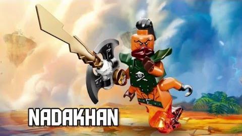 Nadakhan - LEGO Ninjago - Character Spot