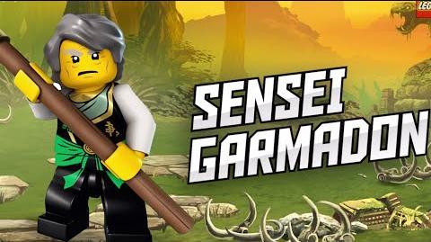 Garmadon - LEGO Ninjago - Character Spot