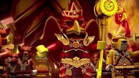 LEGO® LEGENDS OF CHIMA™ - FLUMINOX ReCap Character Spot