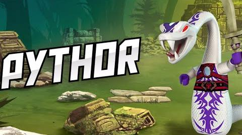 Pythor - LEGO Ninjago - Character Spot