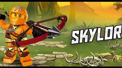 Skylor - LEGO Ninjago - Character Spot