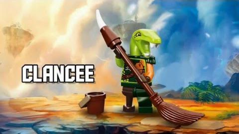 Clancee - LEGO Ninjago - Character Spot