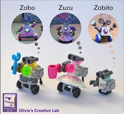 Zobo's Relatives