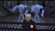 Lego Star Wars Saga - Episode 3 - Chapter 2 - Chancellor In Peril - Gameplay Walkthrough