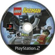 BatmanPS2disc