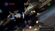 LEGO Star Wars TCS - Blue Minikit Guide - Episode III Battle Over Coruscant