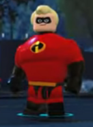 LEGO Mr Incredible