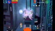 Lego Star Wars The Video Game Walkthrough W6 Revenge of the Sith E2 Chancellor in Peril FP