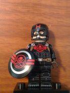 LEGO custom Captain America (Hydra suit)