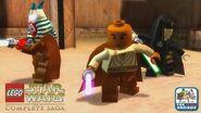 Lego Star Wars The Complete Saga - Jedi Battle on Geonosis (Xbox 360 Xbox One Gameplay)