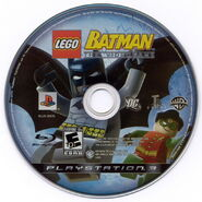 BatmanPS3disc