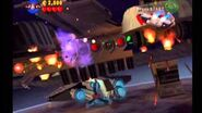 Lego Star Wars The Video Game Walkthrough W6 Revenge of the Sith E1 Battle over Coruscant FP