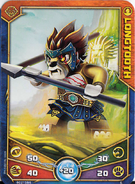 Longtooth Character card