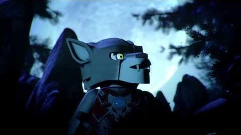 LEGO Legends of Chima Worriz Teaser Video