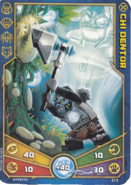 Chi Dentor Weapon card