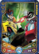 Ripzar Speedor Accessory card