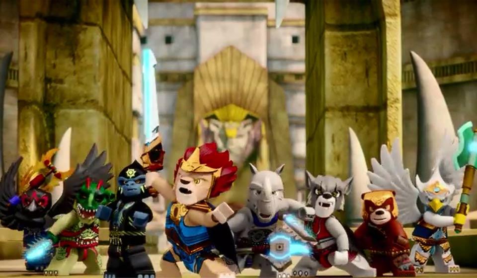 8 Heroes Of Chima Lego Legends Of Chima Wiki Fandom