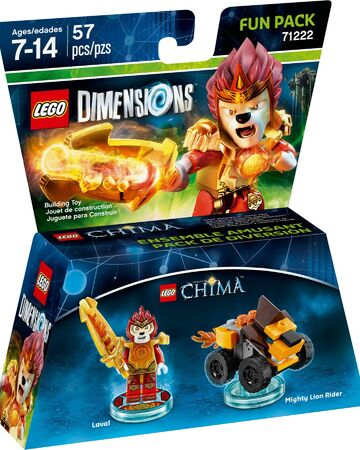 """Details about  /NEW 2013 LEGO Legend of Chima Laval Lion 16/"""" Blue Bag School Classic Backpack"""