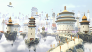 Ninjago Cloud Kingdom