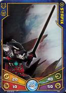 Stafik Weapon card