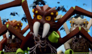 Sparacon & Spider Soldiers Arrive
