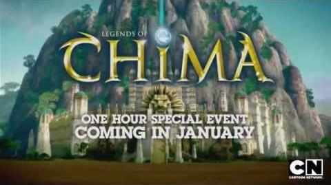 LEGO Legends of Chima Cartoon Network Premier