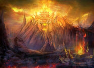 Environment-illustration-temple-of-flames