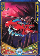 Huntor W3 Speedor card