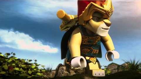LEGO Legends of Chima Laval Teaser Video