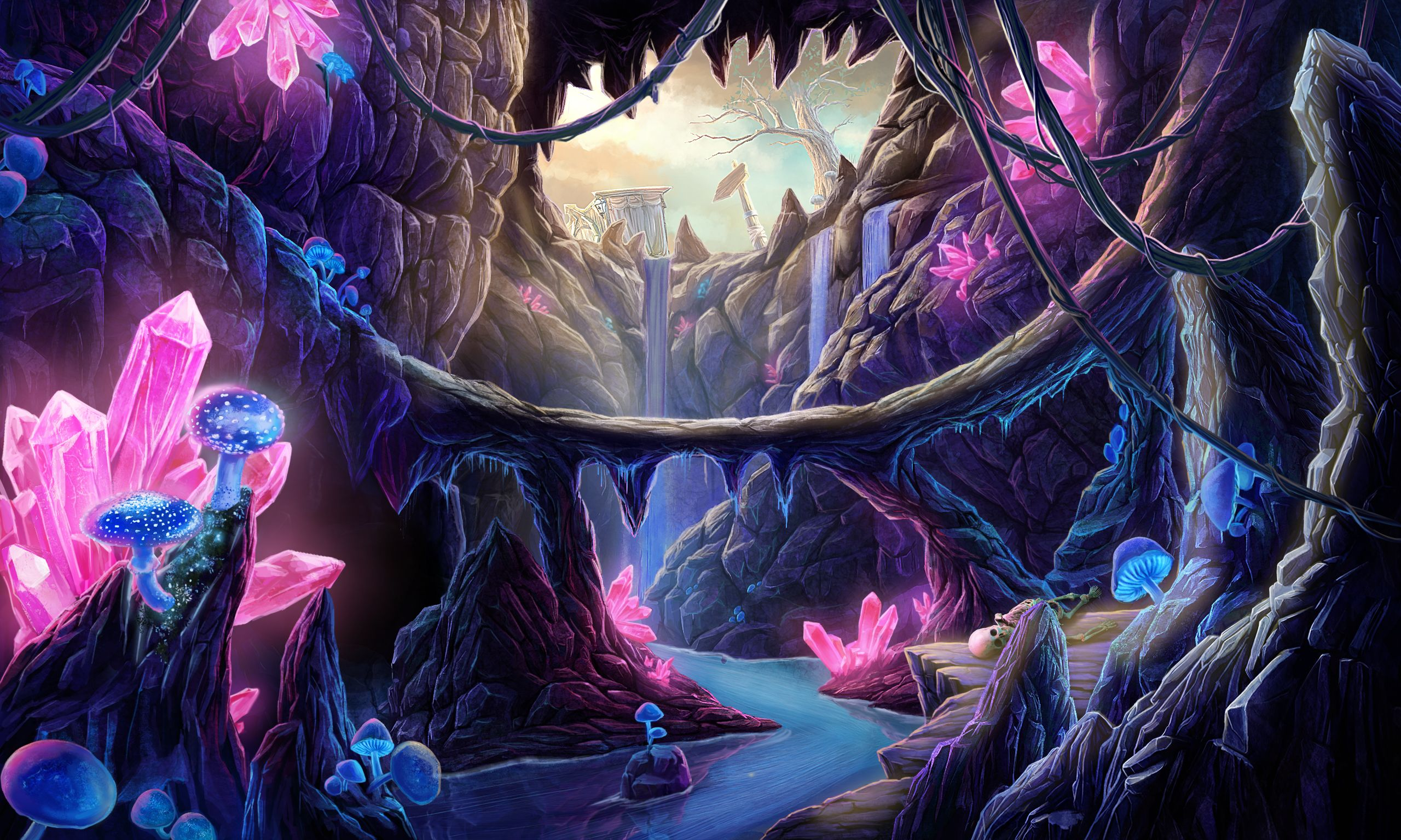 Cave of Realms