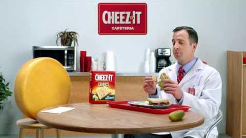 Cheez-It - Sandwich