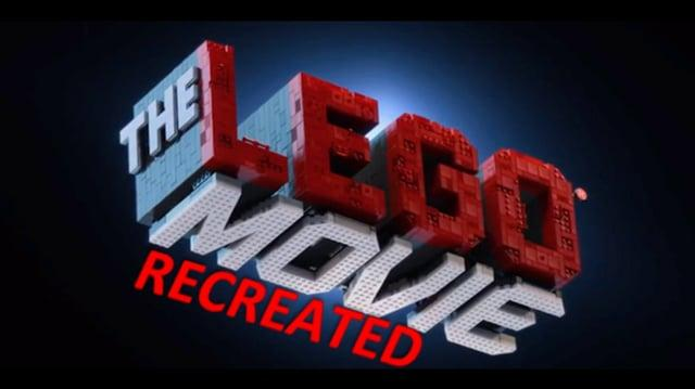 The LEGO Movie Recreated-1436987302