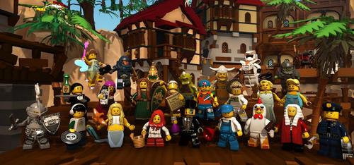 LEGO Minifigures Online Wiki