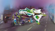 80020 White Dragon Horse Jet box art