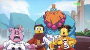 Pigsy, Tang, Sandy, and MK Ep1