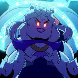 Lady Bone Demon