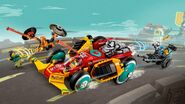 80015 Monkie Kid's Cloud Roadster box art