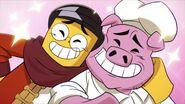 Tang Au & Pigsy Au