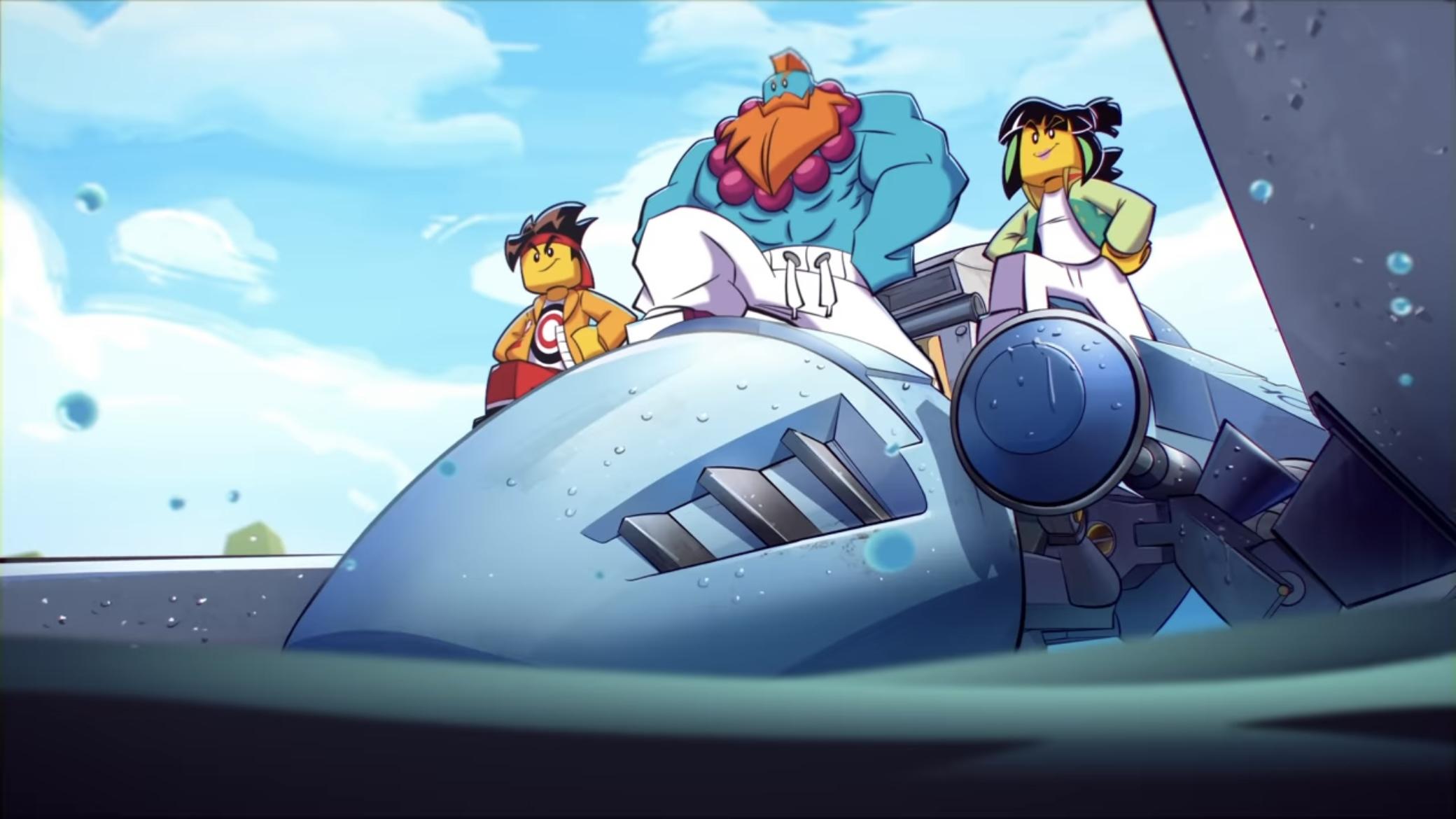 Sandy's Speedboat
