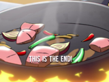 This is the End!