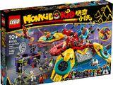80023 Monkie Kid's Team Dronecopter