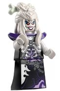 Lady Bone Demon Minifigure 1