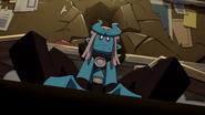 Silver Horn Demon